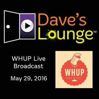 Dave's Lounge On The Radio #8: Bustin' Free