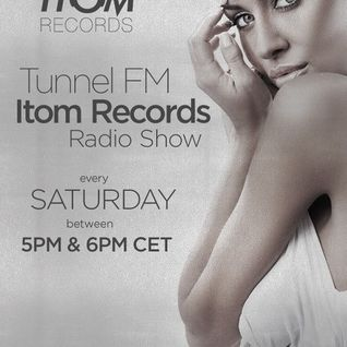 Itom Records Radio Show 26.10.2013. @ TUNNELfm