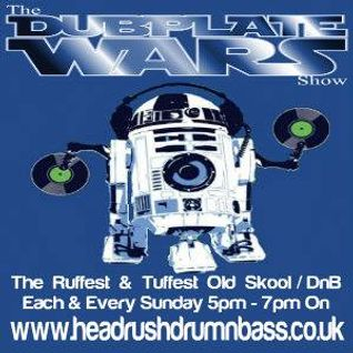 DJ Problem Child & DJ Dean - Dubplate Wars Show Live On Headrush Radio 14.9.2014