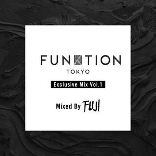 FUNKTION TOKYO Exclusive Mix Vol.1 By DJ FUJI