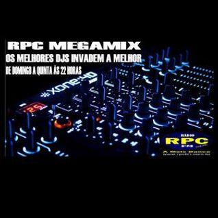 RPC Megamix exibido em 04/04/2013