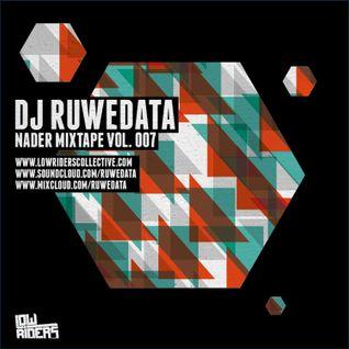 Ruwedata - Nader 007 mixtape