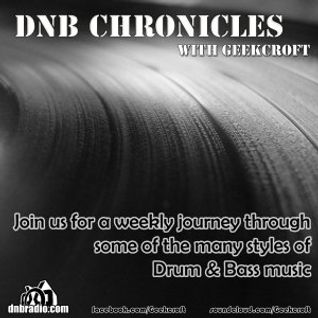 DnB  Chronicles 30 - Hard As Nails (Live on DNBRadio.com)