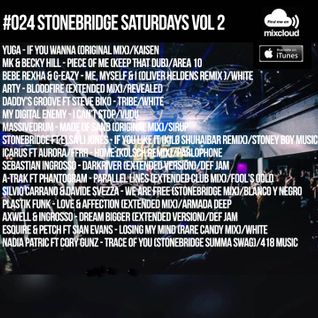 #024 StoneBridge Saturdays Vol 2