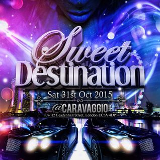 Sweet Destination Halloween Party - Hip Hop Mix By DJ Ballistic