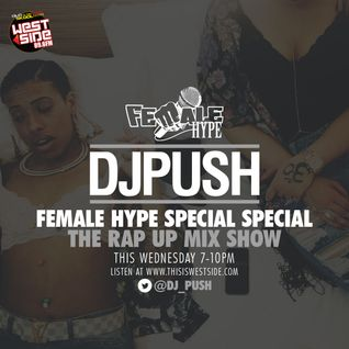 Rap Up Show // The Female Shutdown Special // Westside Radio 89.6 FM