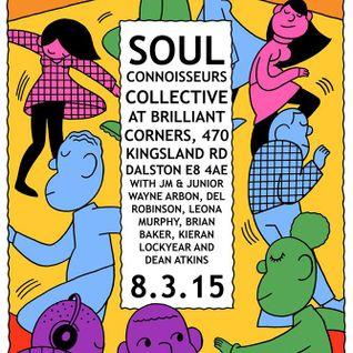 Soul Connoisseurs Collective 8th March 2015 - Wayne Arbon