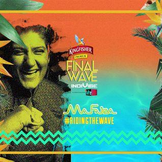 Ma Faiza Live @ Final Wave 2014