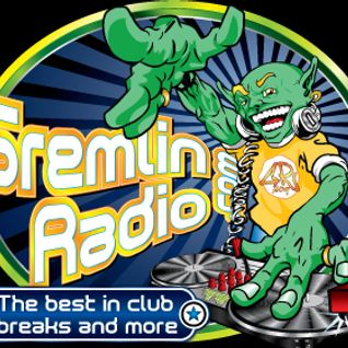 Morphogenetic - Gremlin Radio classic '90s Breaks and contemporary Electro Bass mix 7/8/15