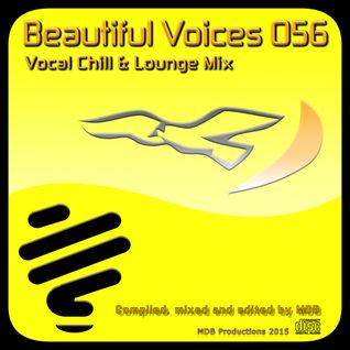 MDB - BEAUTIFUL VOICES 056 (VOCAL CHILL & LOUNGE MIX)