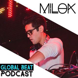 DJ Milok - Global Beat Podcast #8