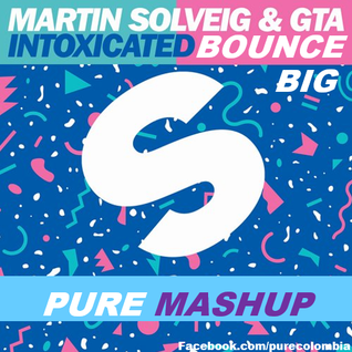 Martin Solveig vs Yves vs Tjr- Intoxicated Big Bounce (Pure Mashup)