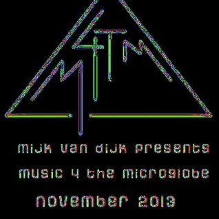 Mijk van Dijk presents M4TM - November 2013 - Part 1: I House U (just the music)
