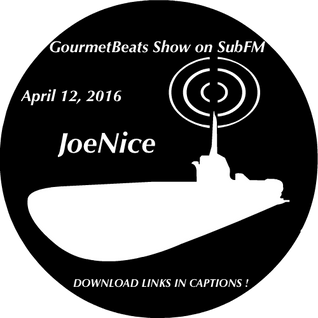 GourmetBeats SubFM April 2016