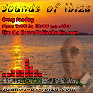 Aaron Cold - Sounds Of Ibiza [HSR 2014-05-11] (Soulful Sunset Session)