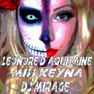 "DJ Mirage set ""Girls Attitude"" for Radioteksession"" November 23rd 2012"