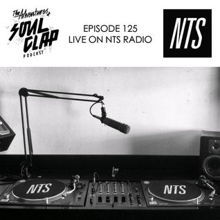 Episode 125: Soul Clap Live on NTS Radio