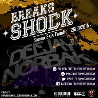 NORBAK @ Breaks Shock - Sala Fanatic (Sevilla) [25.10.14]