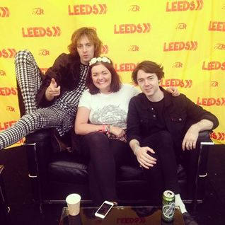 LEEDS FEST! An Interview with Peace