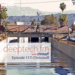 DeepTechFM 117 - Christauff (2015-07-30) [Big & Bouncy Tech House]