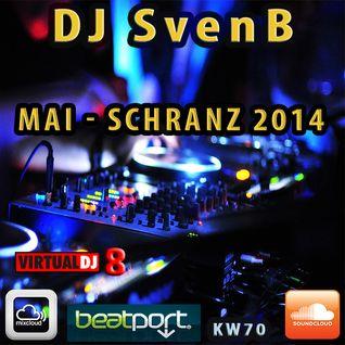 DJ SvenB - Mai Schranz 2014