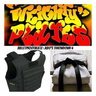 Smudge & Judo - BulletProof Beatz 24 - Judo's 4th Throwdown (Neck-Snappin' Classics !!!)