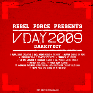 The Darkitect-V: 2009 Drum & Bass Mix