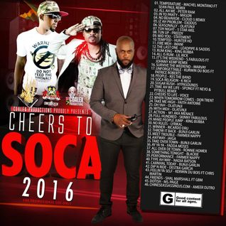 CHEERS TO SOCA 2016