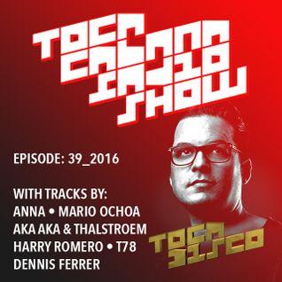 TOCACABANA RADIO SHOW 39_2016