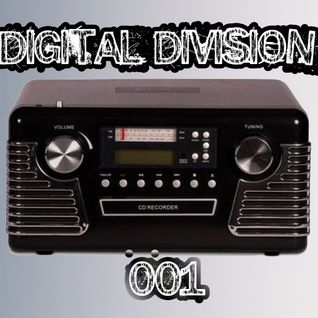 DIGITAL DIVISION 001 Nov 2010 @ F.M. HIT Voz en OFF - Mixed by Norman Jaxx