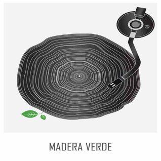 MADERA VERDE on SOAS RADIO... vinyl excursion