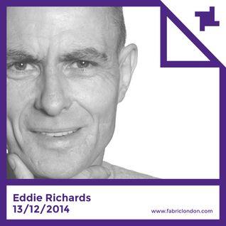 Eddie Richards - fabric x Demo Mix