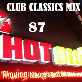 CLUB CLASSICS MIX 87