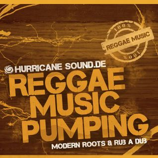 Hurricane Sound - Reggae Music Pumping Mix CD
