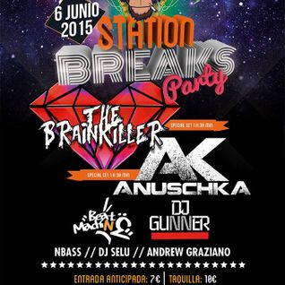 NBass @Station Breaks Party (06/06/2015)