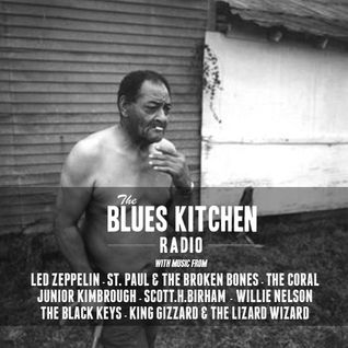 Blues Kitchen Radio: 12th May 2014