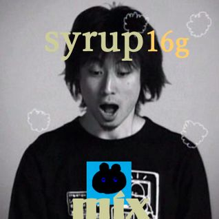 レコード水越による Syrup16g mixtape