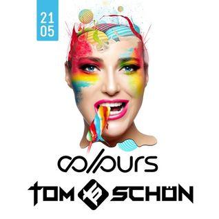 Tom Schön - Colours 21-05-2016 Tanzhaus West Frankfurt