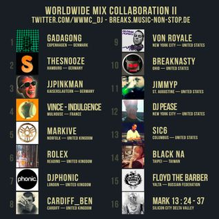 [002] World Wide Music Collaboration