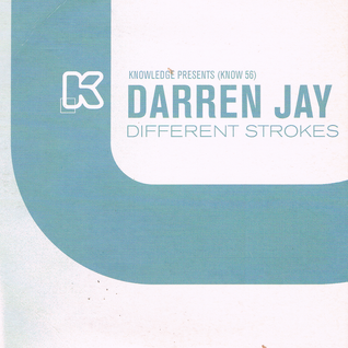 Darren Jay - Different Strokes (KNOW 56)