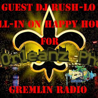 Happy Hour - 7-19-12 - Gremlin Radio