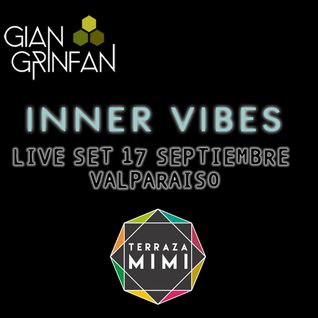 Live Set Inner Vibes -Terraza Mimi-17 Septiembre 2016