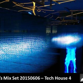Phil's Mix Set 20150606 - Tech House 4