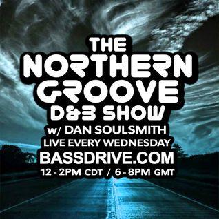 Northern Groove Show [2016.08.10] Dan Soulsmith on BassDrive