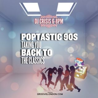 Poptastic 90's Mixed Live Groovelondon.com 19/09/15