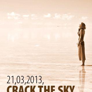 CRACK THE SKY PODCAST 25 BY MERCENARY MAN