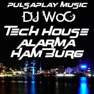 [PREVIEW] DJ WoC Tech House Alarma Party Hamburg GER