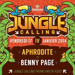 APHRODITE vs BENNY PAGE - Jungle Calling Promo Mix