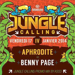 APHRODITE vs BENNY PAGE - Jungle Calling Promo Mix
