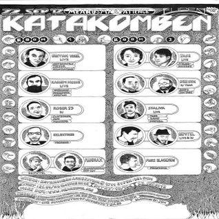 Cristian Vogel (Live PA) @ Meakusma & Patience - Katakomben Eupen - 22.09.2012